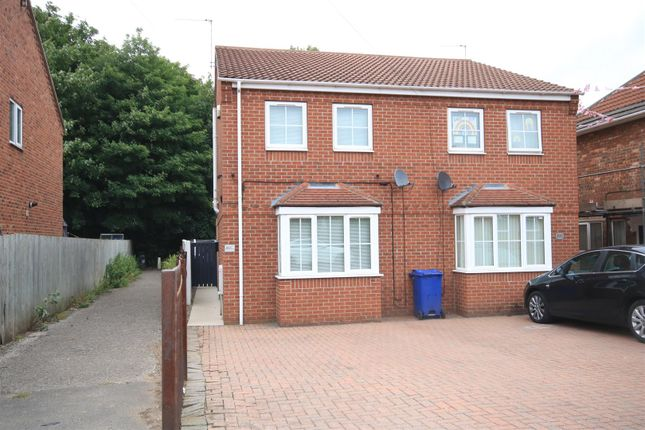 Semi-detached house for sale in Mansfield Crescent, Armthorpe, Doncaster