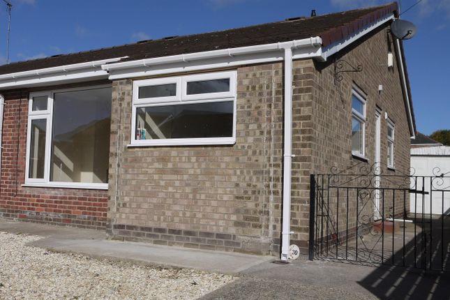 Thumbnail Bungalow to rent in Wentworth Close, Willerby, Hull