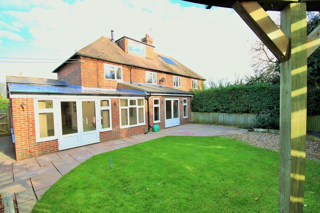 Thumbnail Semi-detached house to rent in Desmond Crescent, Canterbury Road, Faversham