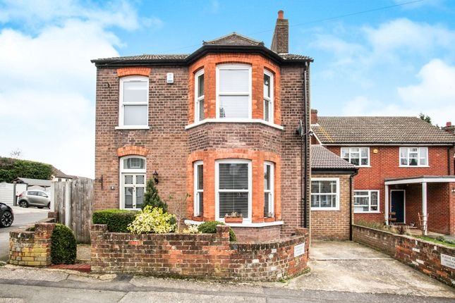 Thumbnail Detached house for sale in Summer Street, Slip End, Luton