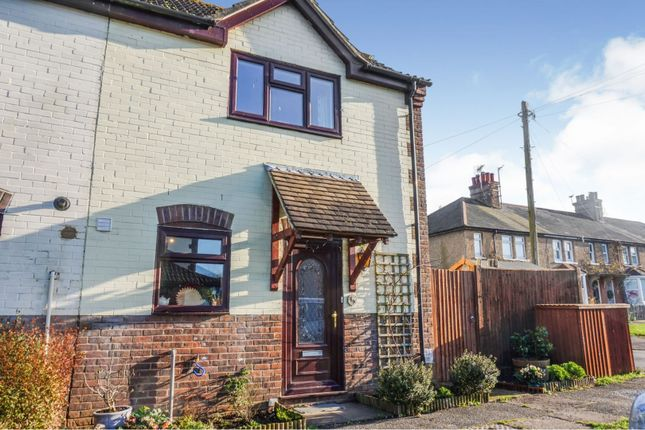 Thumbnail Semi-detached house for sale in Staples Barn Lane, Henfield
