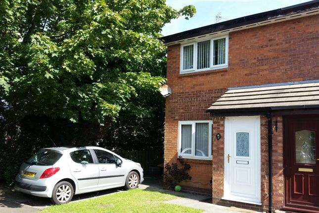 Thumbnail Semi-detached house to rent in Brooklands, Ormskirk, Lancashire