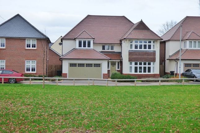 Thumbnail Detached house for sale in Sinatra Way, Frenchay, Bristol