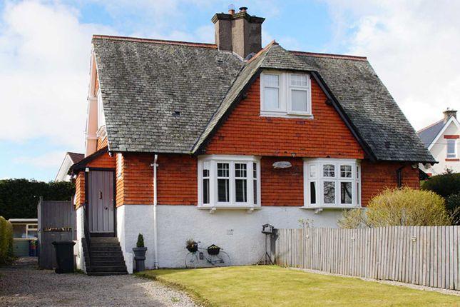 Thumbnail 2 bedroom semi-detached house for sale in Broomknowe Road, Kilmacolm