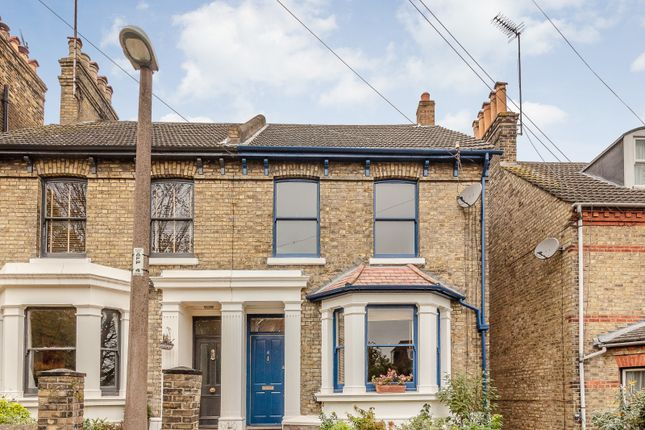 Thumbnail Semi-detached house for sale in Albany Road, Rochester