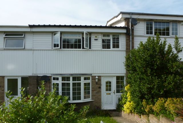 Thumbnail Terraced house to rent in The Braes, Higham, Rochester