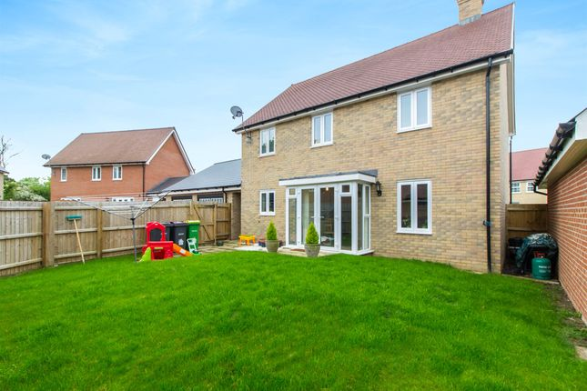 Thumbnail Detached house for sale in Christmas Tree Crescent, Hockley
