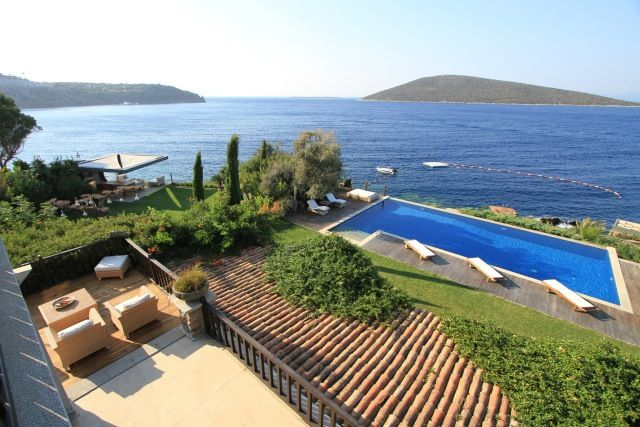 Thumbnail Detached house for sale in Turkbuku, Bodrum, Muğla, Aydın, Aegean, Turkey