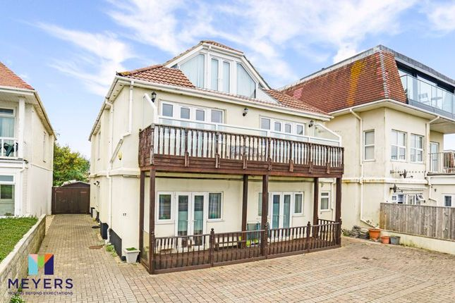 Thumbnail Detached house for sale in Southbourne Overcliff Drive, Southbourne