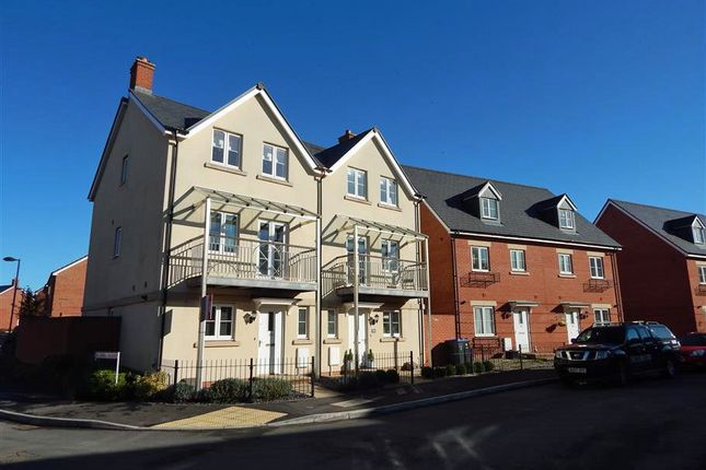 Thumbnail Property to rent in Sherbourne Drive, Old Sarum, Salisbury