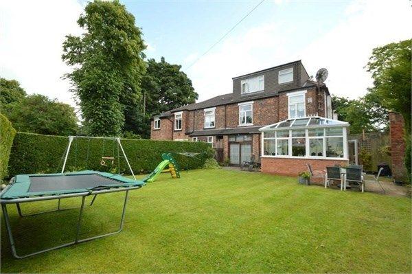 Thumbnail Semi-detached house for sale in Rutland Drive, Salford
