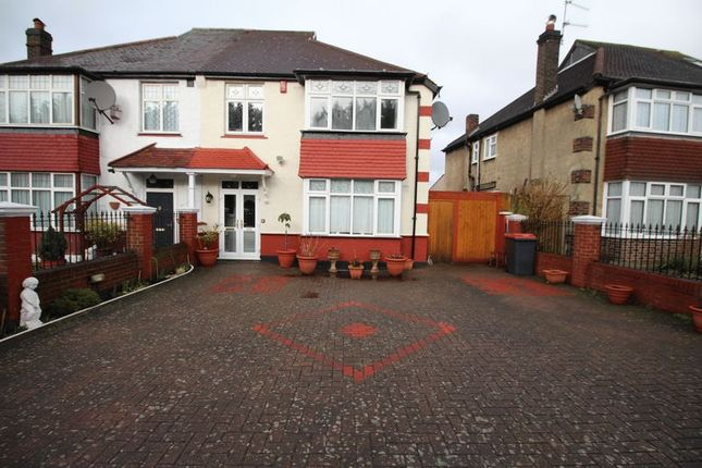 Thumbnail Semi-detached house for sale in Beulah Hill, Upper Norwood, London