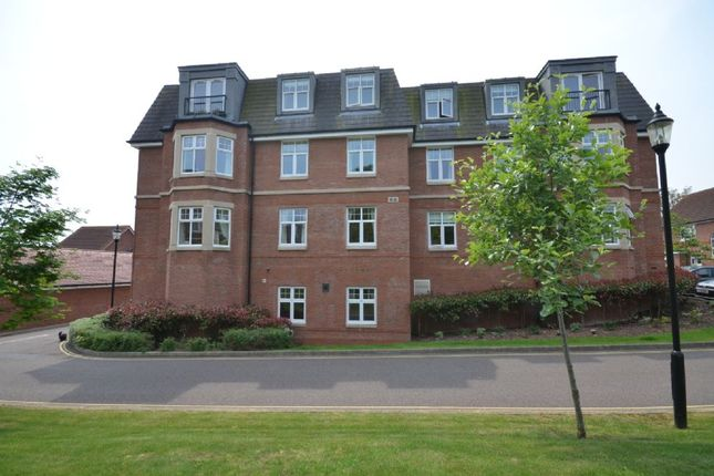 Thumbnail Flat for sale in Sherford Lodge, Taunton, Blagdon Village, Somerset