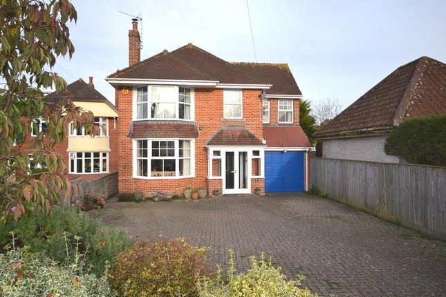 Thumbnail Detached house for sale in Russell Avenue, Weymouth