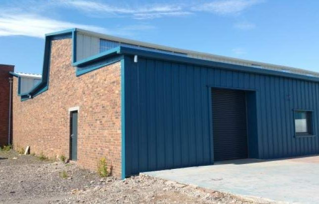 Thumbnail Light industrial to let in Peasiehill Road, Arbroath