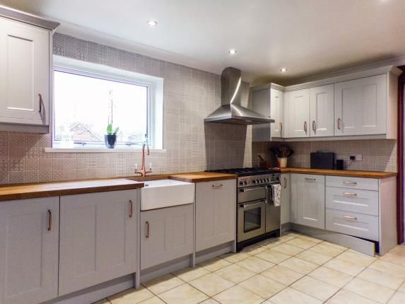 Kitchen of Fosse Way, Syston, Leicester, Leicestershire LE7