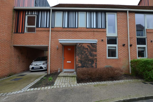 Thumbnail Semi-detached house for sale in Tatton Street, Newhall, Harlow