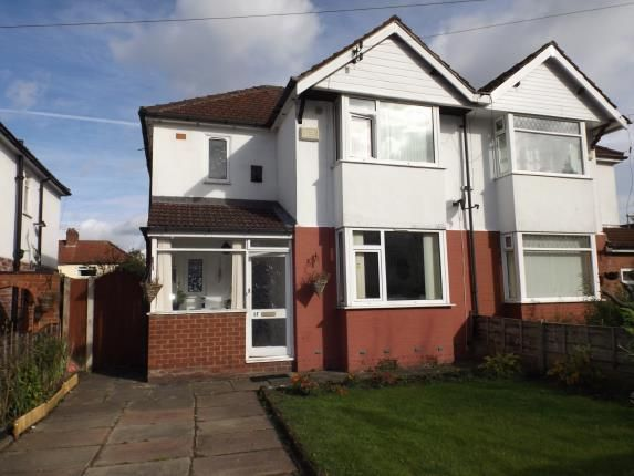 Thumbnail Semi-detached house for sale in Westdale Gardens, Manchester, Greater Manchester, Uk