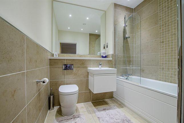 Bathroom of Cedar House, Woodcrest Road, Purley, Surrey CR8