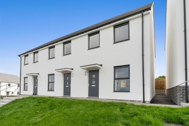 Thumbnail End terrace house for sale in St. Breward, Bodmin, Cornwall