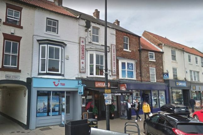 Thumbnail Retail premises to let in High Street, Northallerton