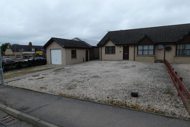 Thumbnail Semi-detached bungalow for sale in 26 Brickfield, Craigellachie