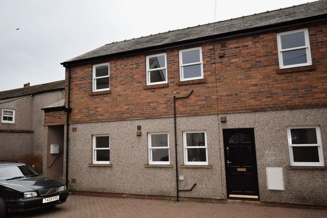 Thumbnail Flat to rent in Ward Street, Longtown, Carlisle