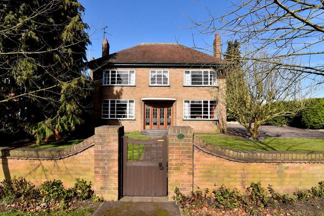 Thumbnail Detached house for sale in Halmer Gate, Spalding