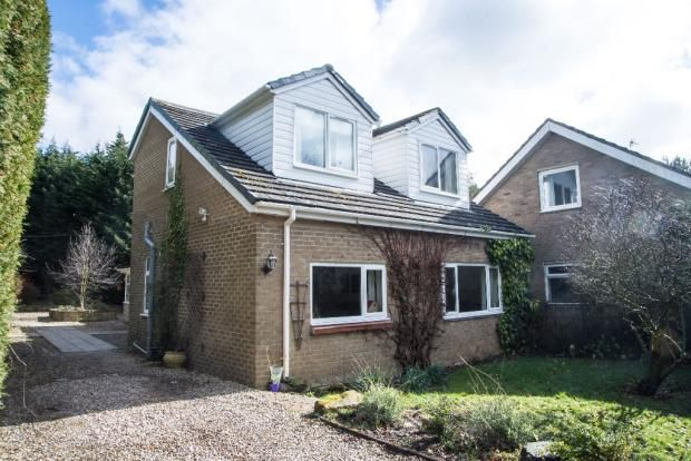 Thumbnail Detached house for sale in Fairmoor, Morpeth