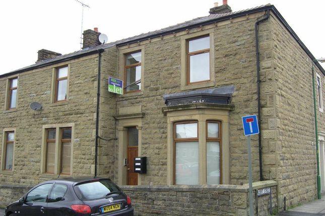 Thumbnail Maisonette to rent in Hartley Street, Oswaldtwistle, Accrington
