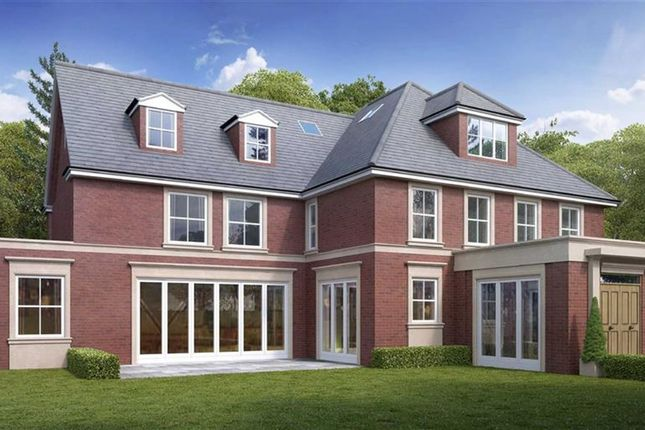 Thumbnail Detached house for sale in Grange Road, Edwalton, Nottinghamshire