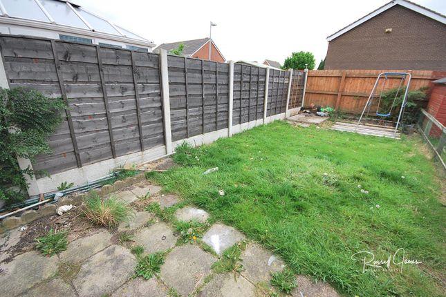 Gardens of Watton Close, Pendlebury, Swinton, Manchester M27