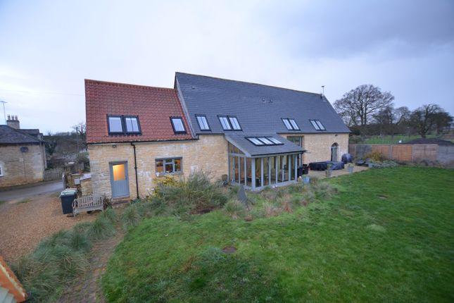 Thumbnail Barn conversion to rent in Blatherwycke, Peterborough