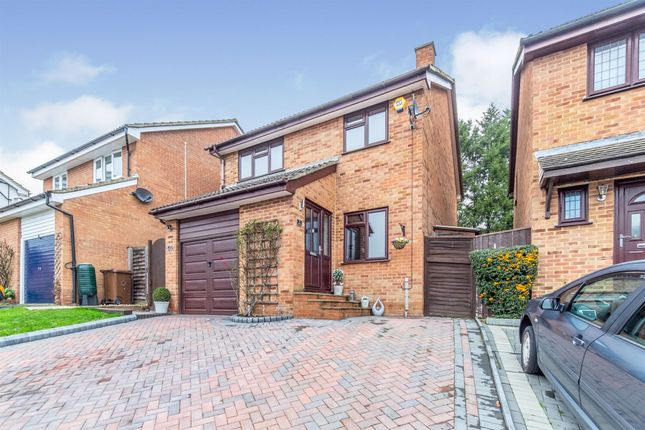 3 bed detached house for sale in Graveney Close, Cliffe Woods, Rochester ME3
