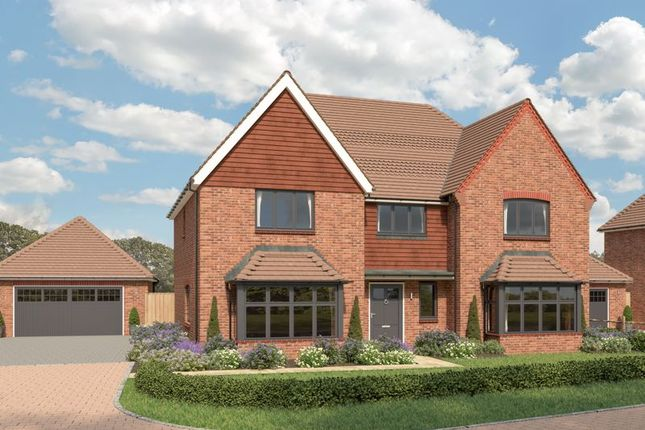 Thumbnail Detached house for sale in Butlers Court Road, Beaconsfield