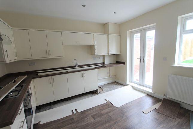 New Homes Carlton Barnsley
