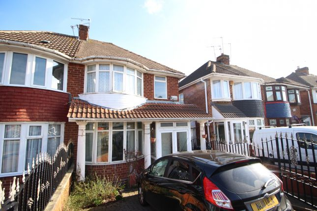 Thumbnail Semi-detached house for sale in Ryde Park Road, Birmingham, West Midlands