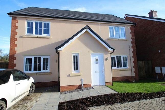 2 bed flat for sale in Apple Meadow, Baltonsborough, Glastonbury
