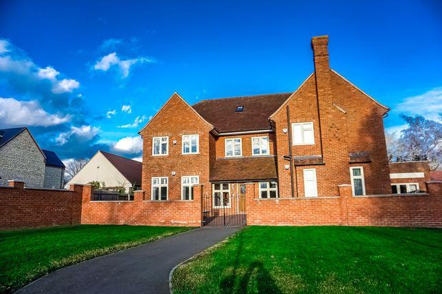 Thumbnail Flat for sale in Wreschner Close, Deanshanger, Milton Keynes