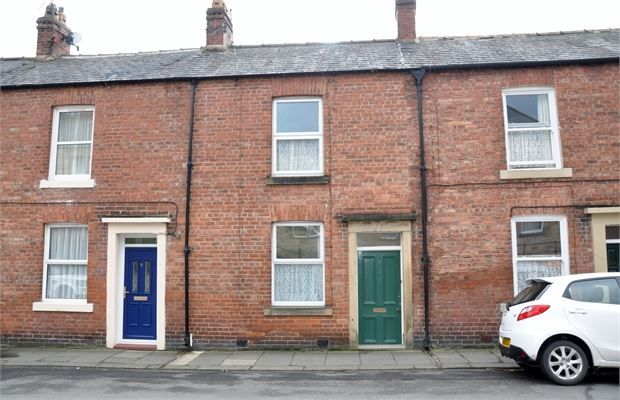 Thumbnail Terraced house for sale in Pearsons Terrace, Hexham