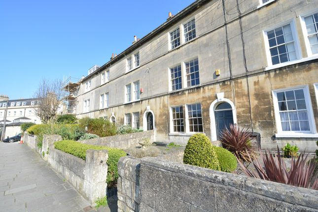Thumbnail Terraced house to rent in Caroline Buildings, Bath