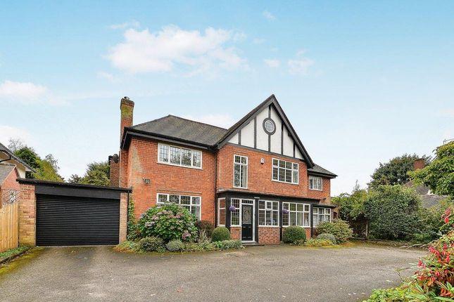 Thumbnail Detached house for sale in Somerset Road, Edgbaston, Birmingham
