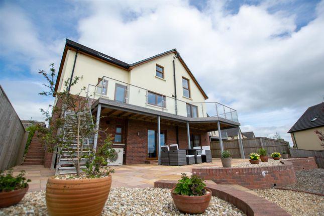 Thumbnail Detached house for sale in Mistweave, 13 Trem Y Cwm, St. Clears, Carmarthen