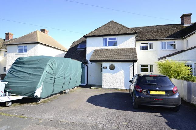 Thumbnail Semi-detached house for sale in 105 Mirfield Road, Witney, Oxfordshire