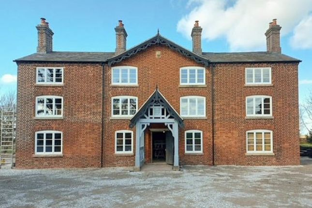Thumbnail Property for sale in Rushy Lane, Barthomley, Crewe