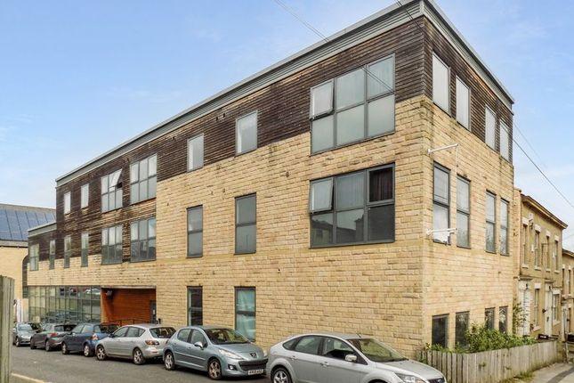 External of Hallgate, Bradford BD1