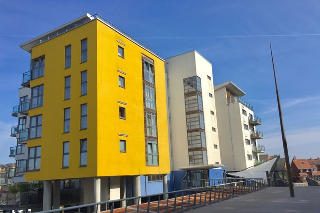 Thumbnail Flat to rent in Midway Quay, Eastbourne