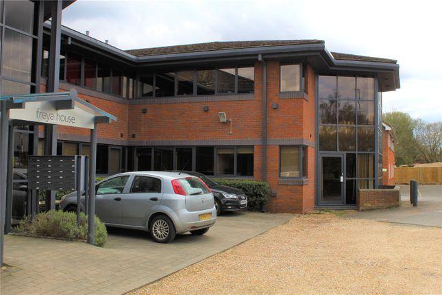 2 bed flat for sale in London Road, Old Basing, Basingstoke RG24