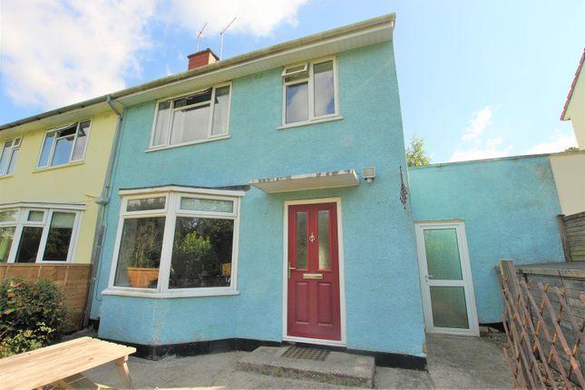 Thumbnail Semi-detached house for sale in Amercombe Walk, Stockwood, Bristol