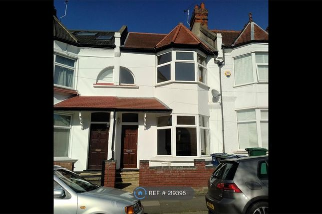 Thumbnail Terraced house to rent in Baronsmere Road, London